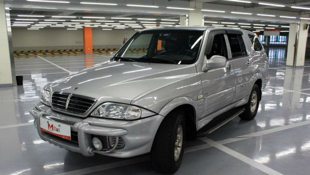 2005 Ssangyong Musso #12