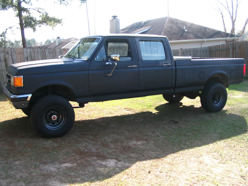 1991 Ford F-350 #9