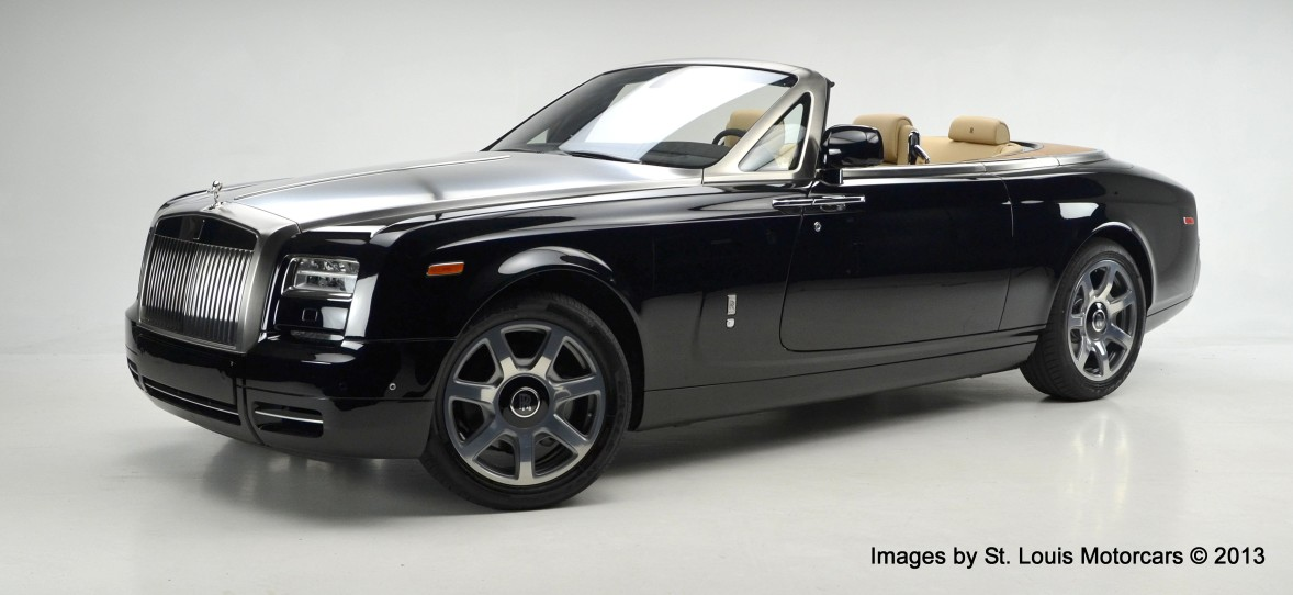 2014 Rolls royce Phantom Drophead Coupe #17