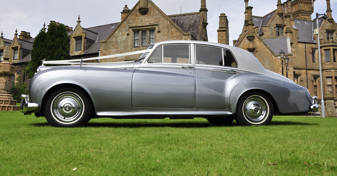 1958 Rolls royce Silver Cloud #4