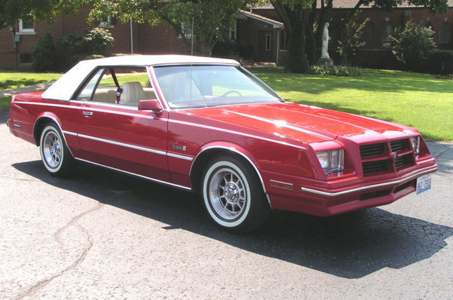 1982 Chrysler Cordoba #8