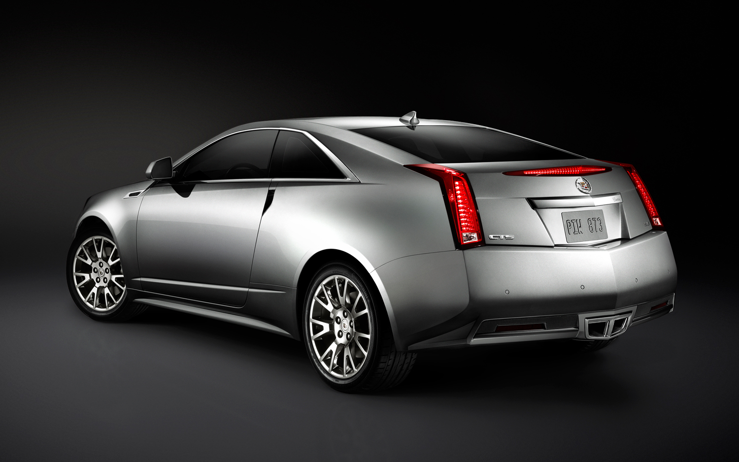 2012 Cadillac Cts Coupe #9
