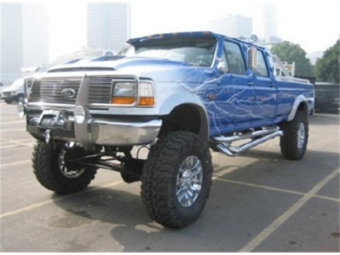 1995 Ford F-350 #13