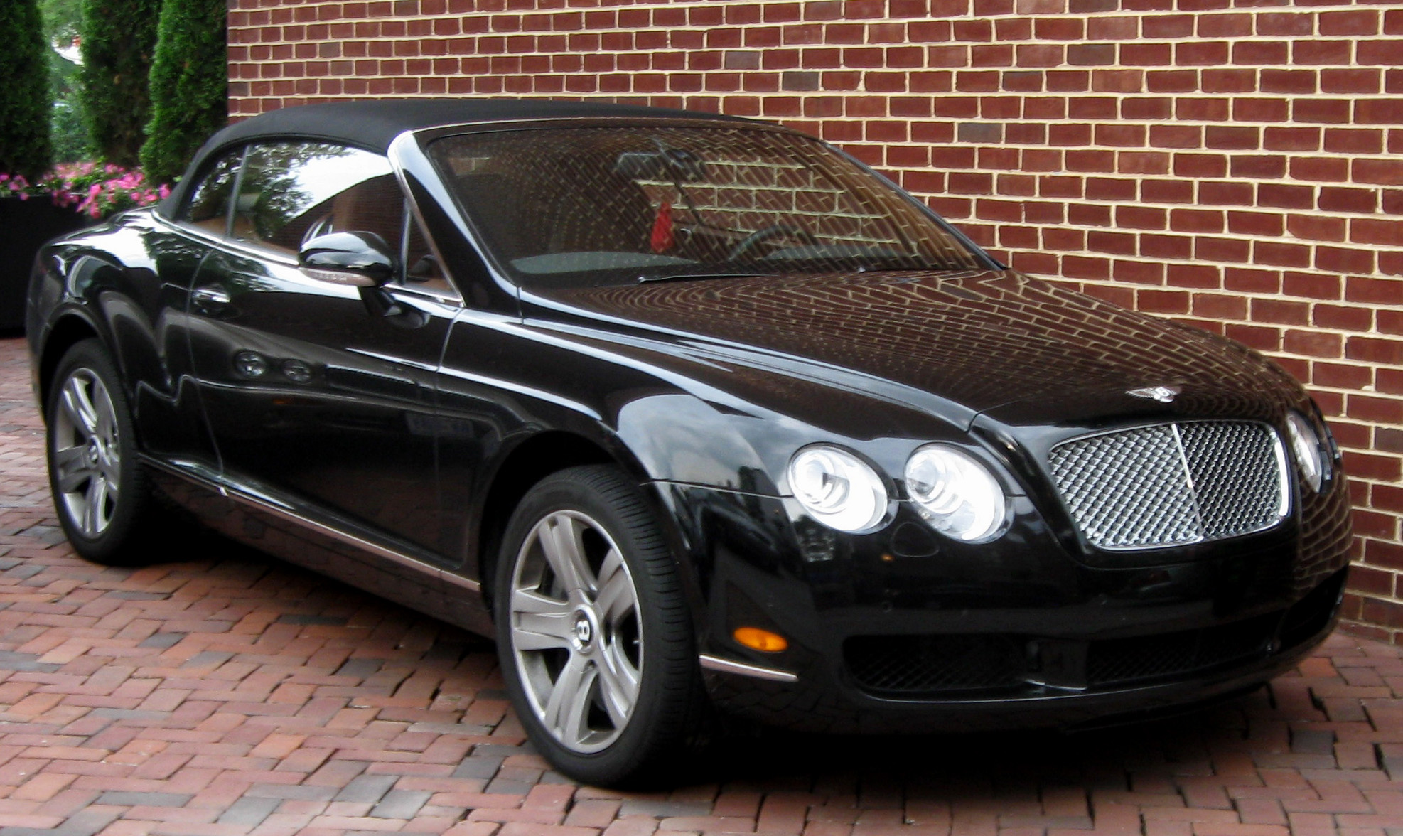2007 Bentley Continental Gt #7
