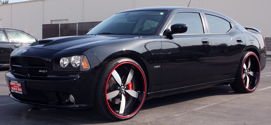 2010 Dodge Charger #14