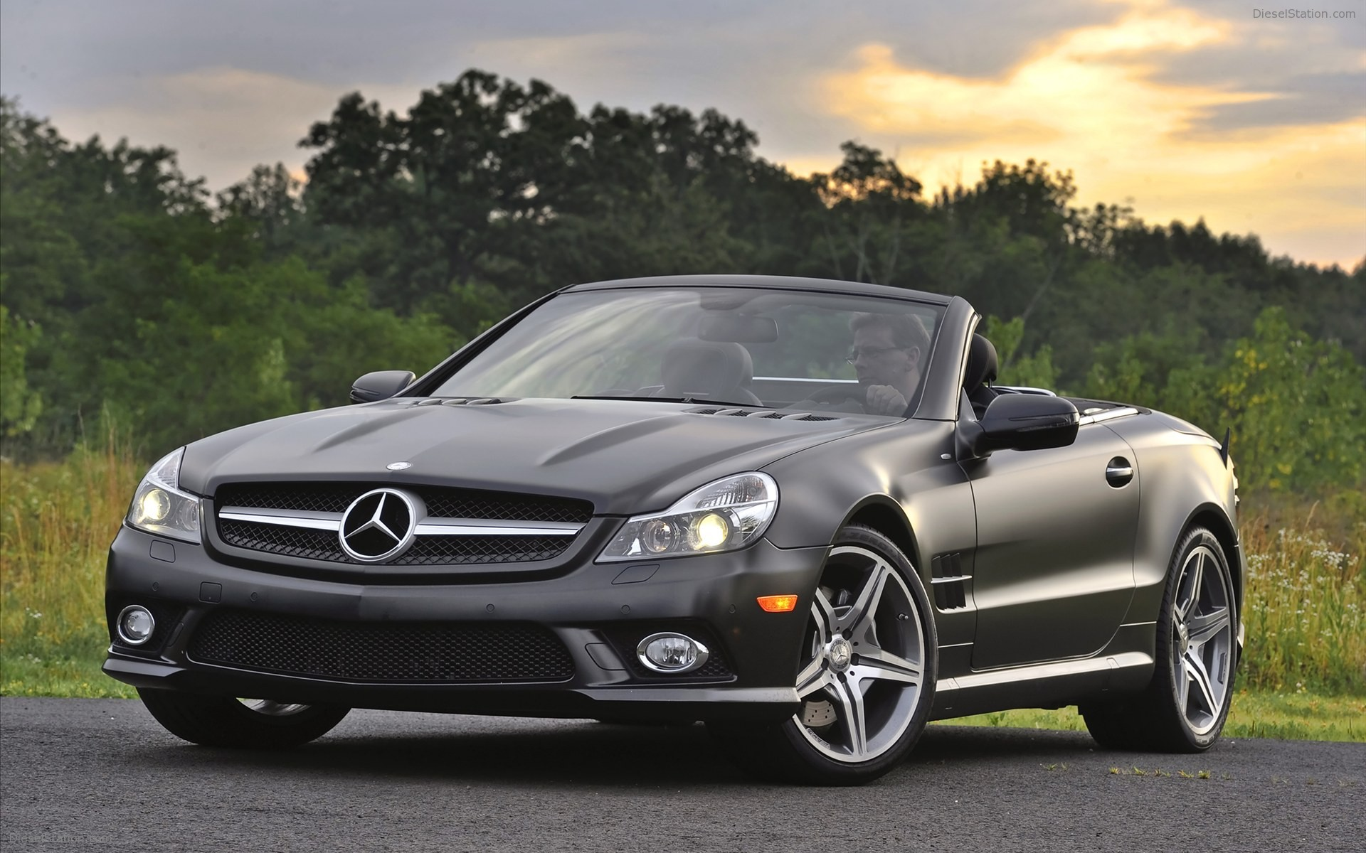 2010 mercedes benz sl photos informations articles