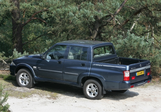 2004 Ssangyong Musso #11