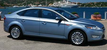 2008 Ford Mondeo #4