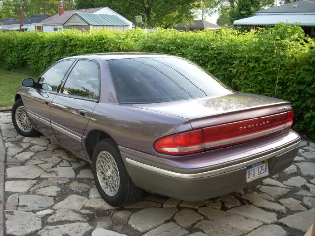 1995 Chrysler Concorde #8