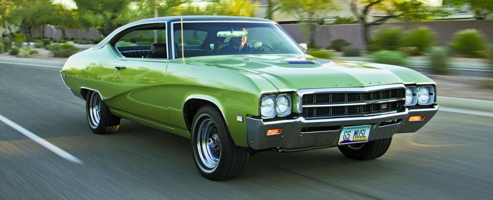 1969 Buick GS #2