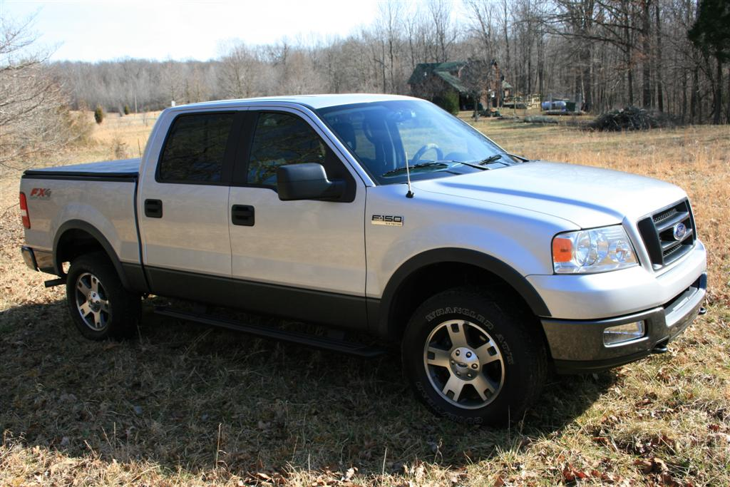 2005 Ford F-150 #14