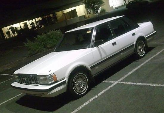 1985 Toyota Crown #6