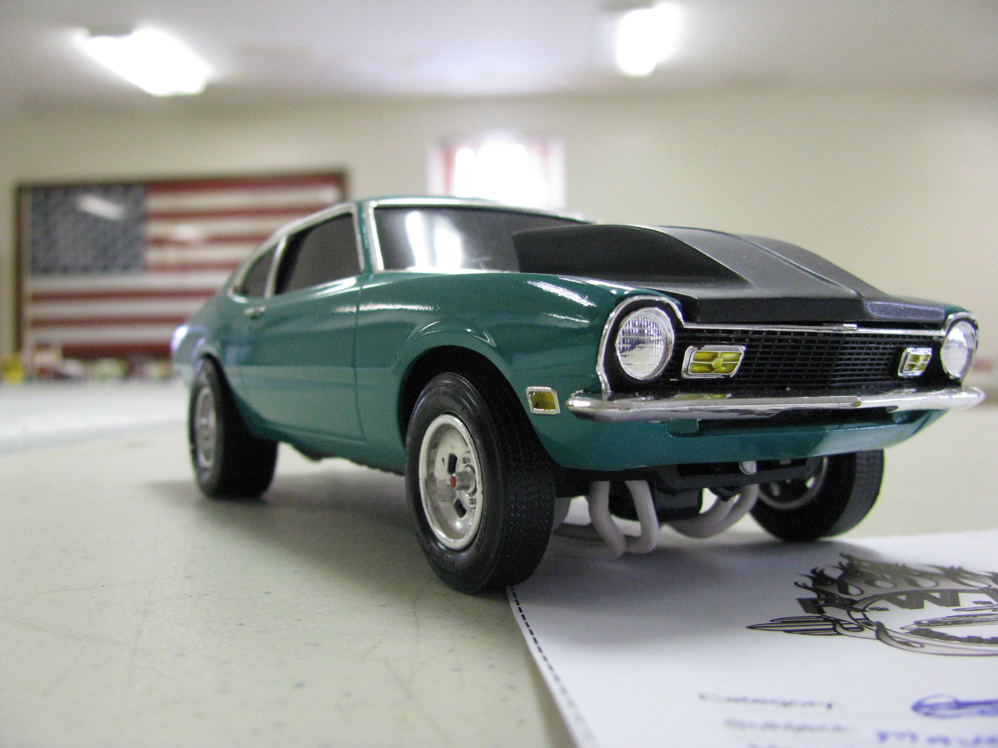 Ford Maverick #13