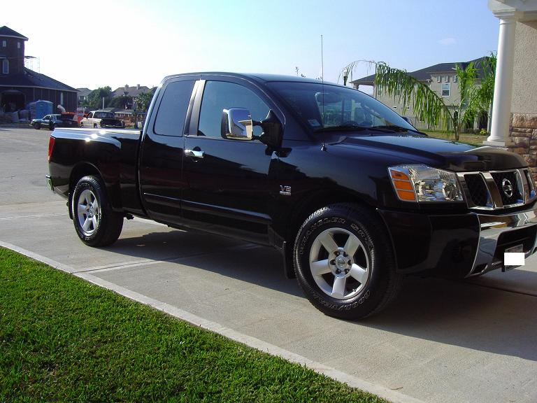 2004 Nissan Titan Photos Informations Articles Bestcarmag