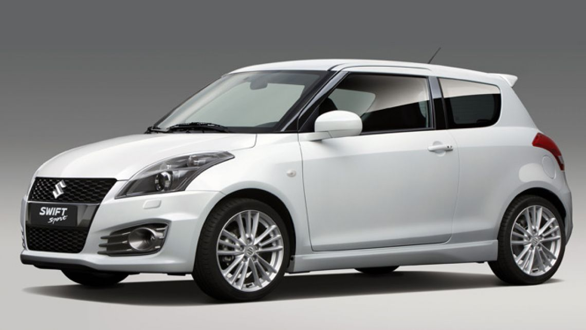 Suzuki Swift #2