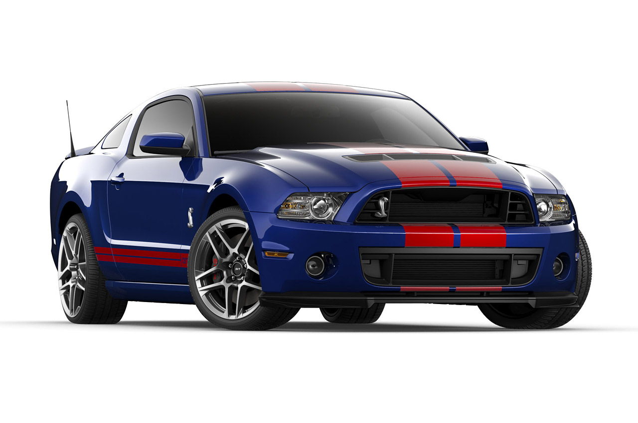 2014 Ford Shelby Gt500 #14