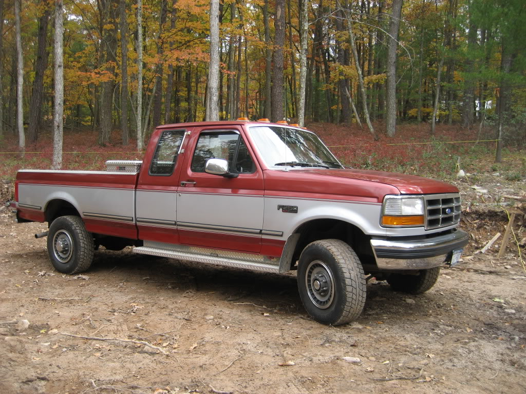 1992 Ford F-250 #10
