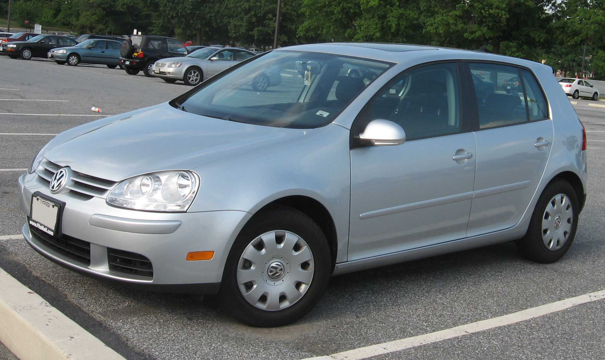 2007 Volkswagen Rabbit #12
