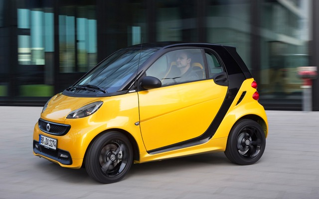 2014 Smart Fortwo #5