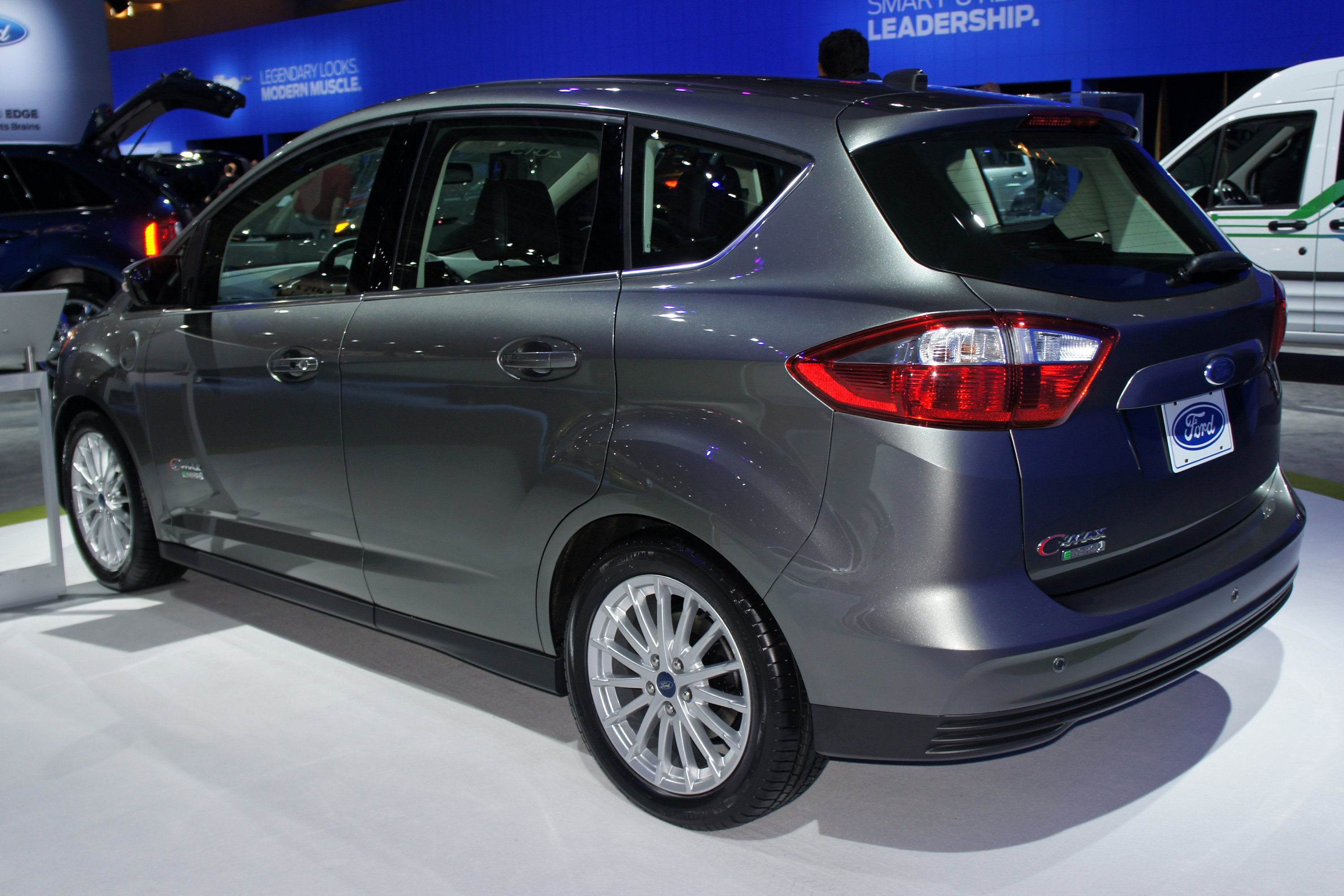 2012 Ford C-Max #7