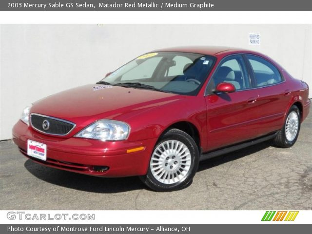 2003 Mercury Sable #12
