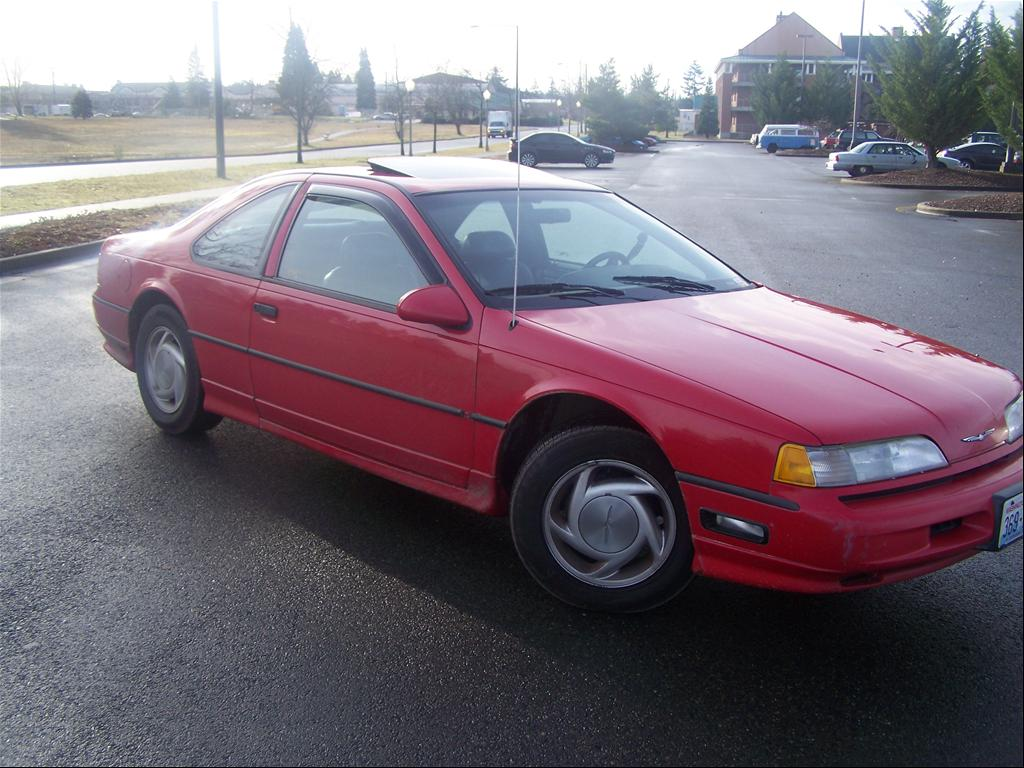 1991 Ford Thunderbird #8