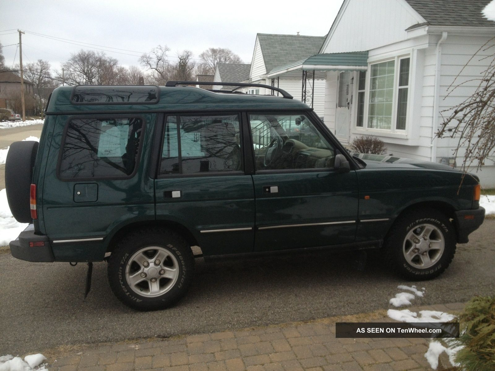 1998 Land Rover Discovery #5