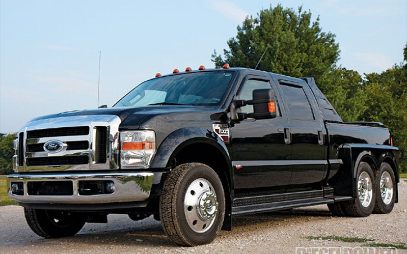 Ford F-450 #1