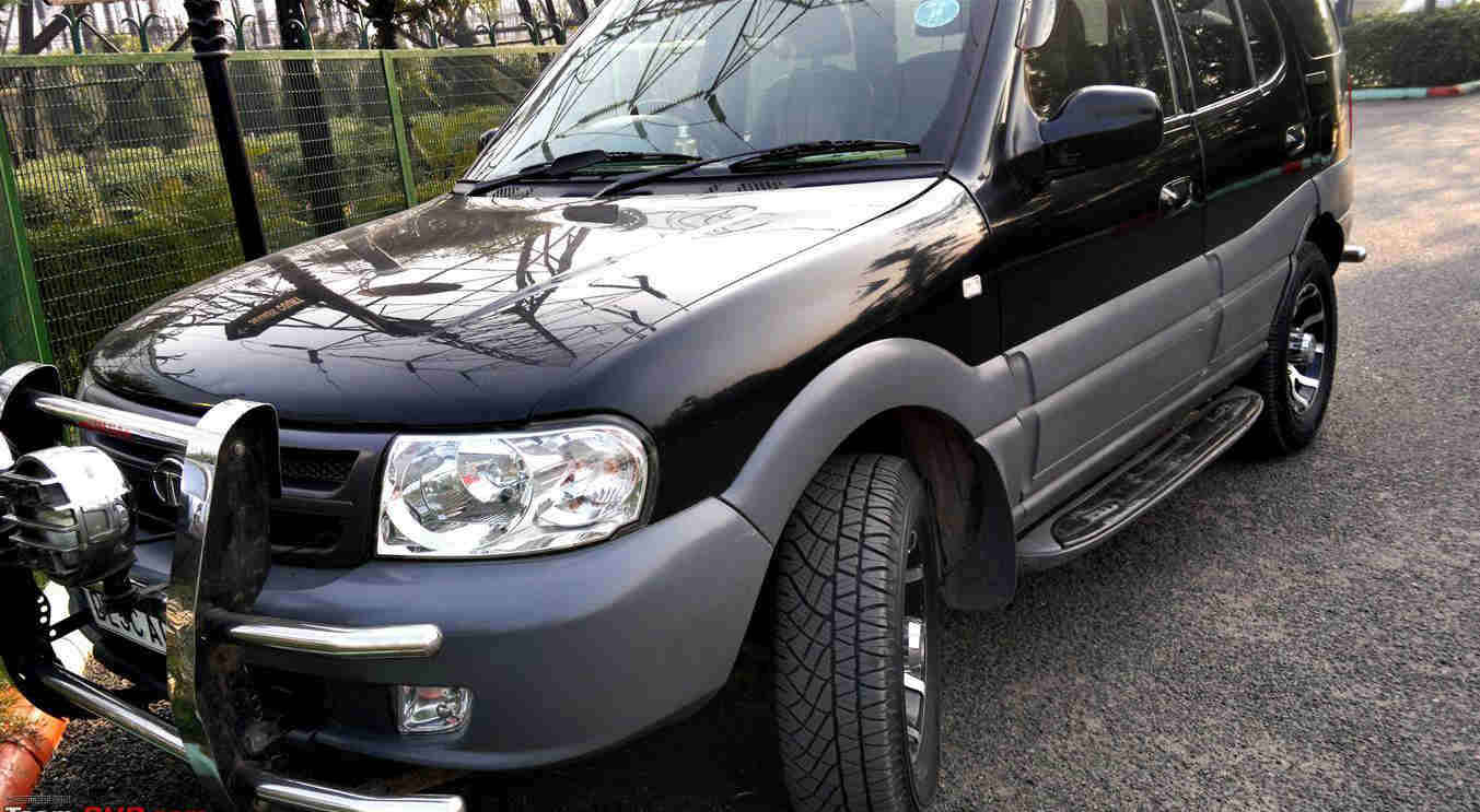 2006 Tata Safari #9