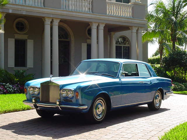 1967 Rolls royce Silver Shadow #5