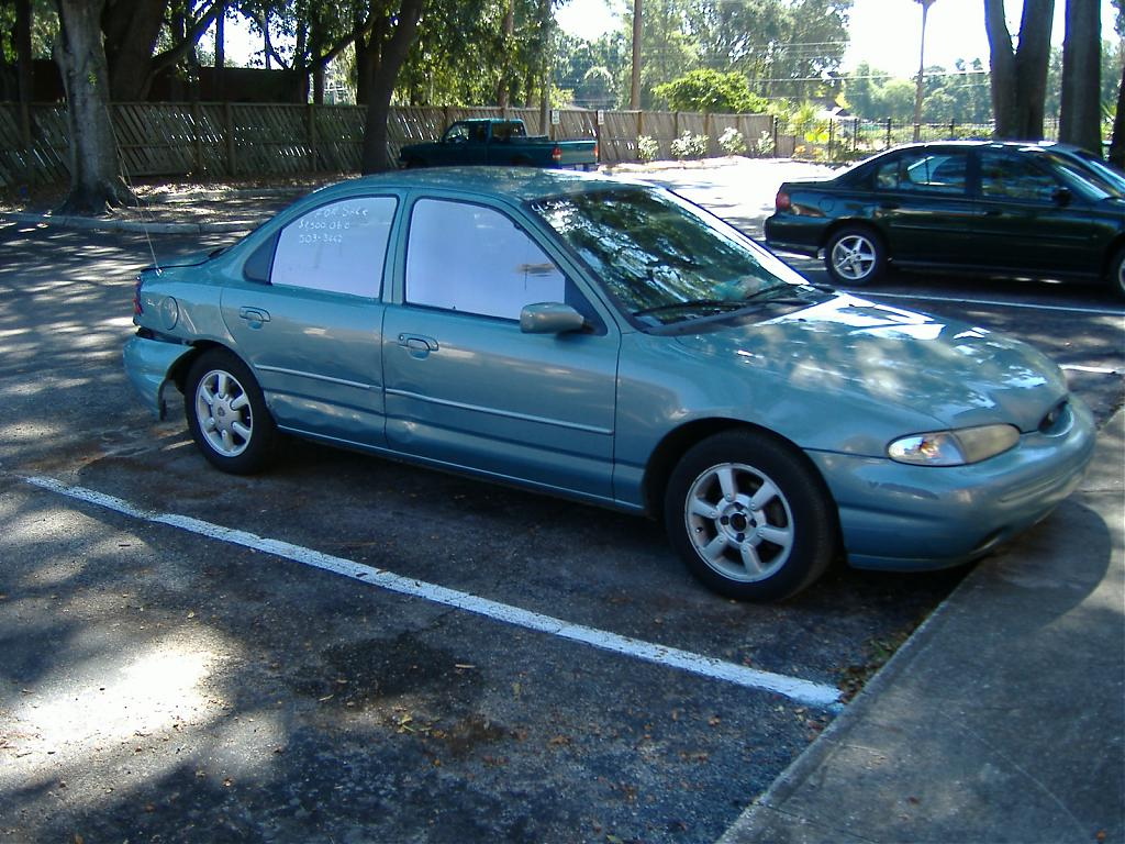 1996 Ford Contour #10
