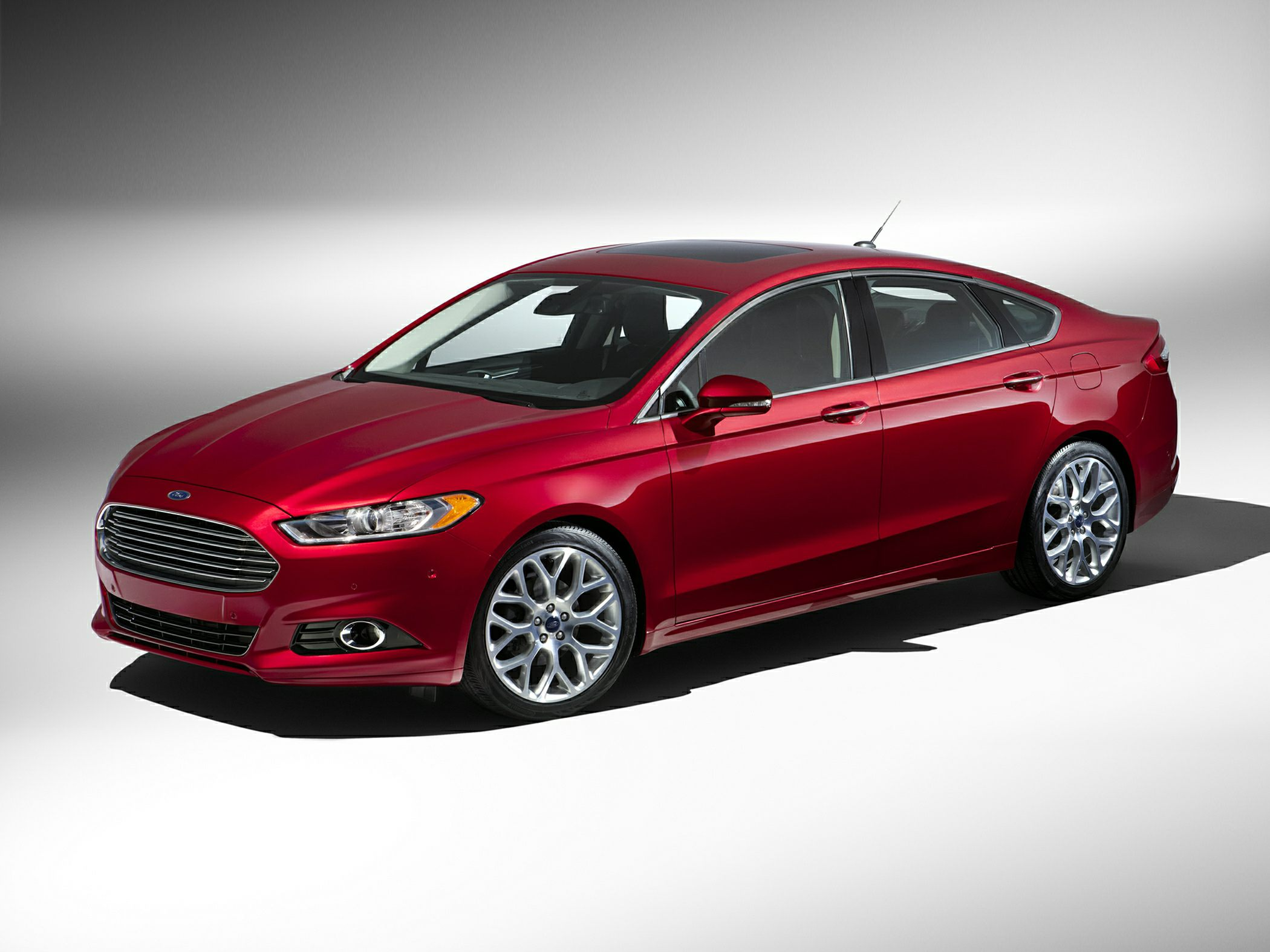 2014 Ford Fusion Photos Informations Articles