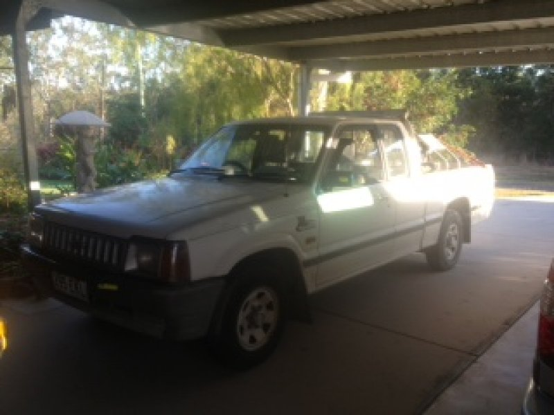 1994 Ford Courier #6