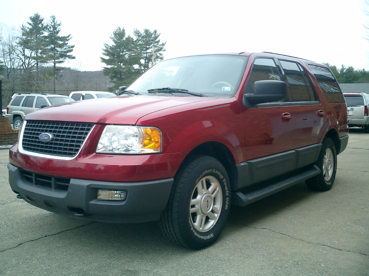 2004 Ford Expedition #7