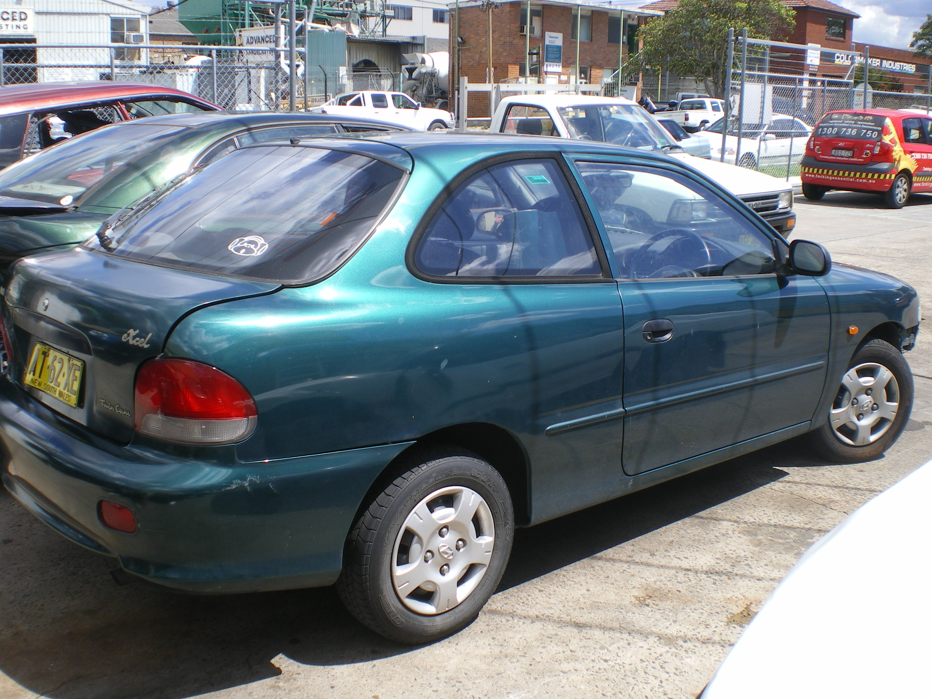 Hyundai Excel Photos Informations Articles X3 Wiring Diagram 14