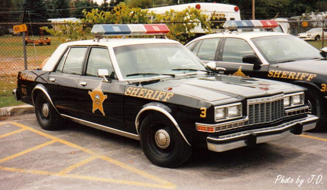 1988 Plymouth Gran Fury #5