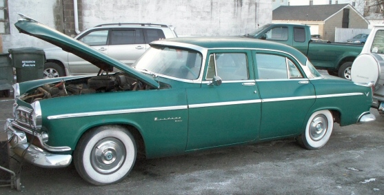 1955 Chrysler Windsor #17