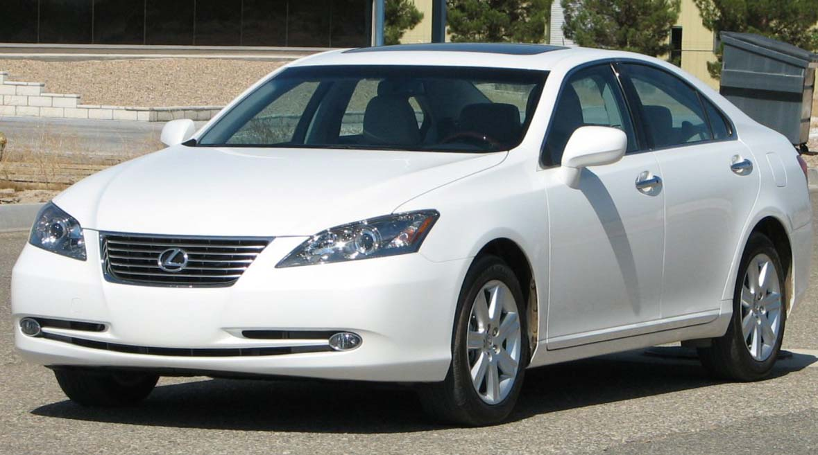 2007 lexus es 350 photos informations articles. Black Bedroom Furniture Sets. Home Design Ideas