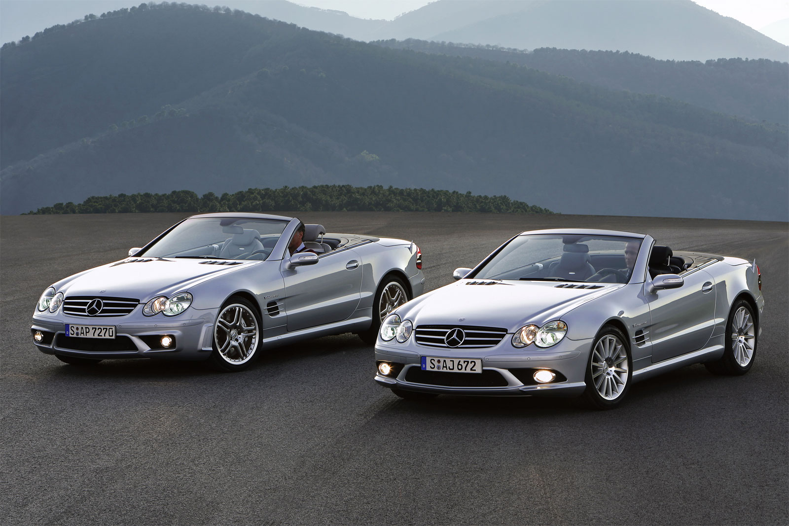 2007 Mercedes-Benz SL #17