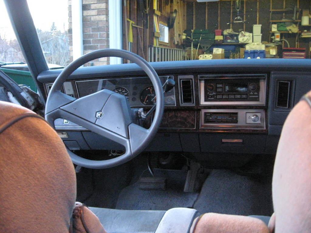 1987 Plymouth Caravelle #8