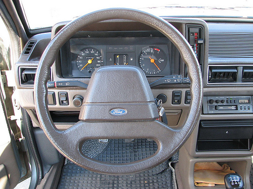 1985 Ford Orion #2