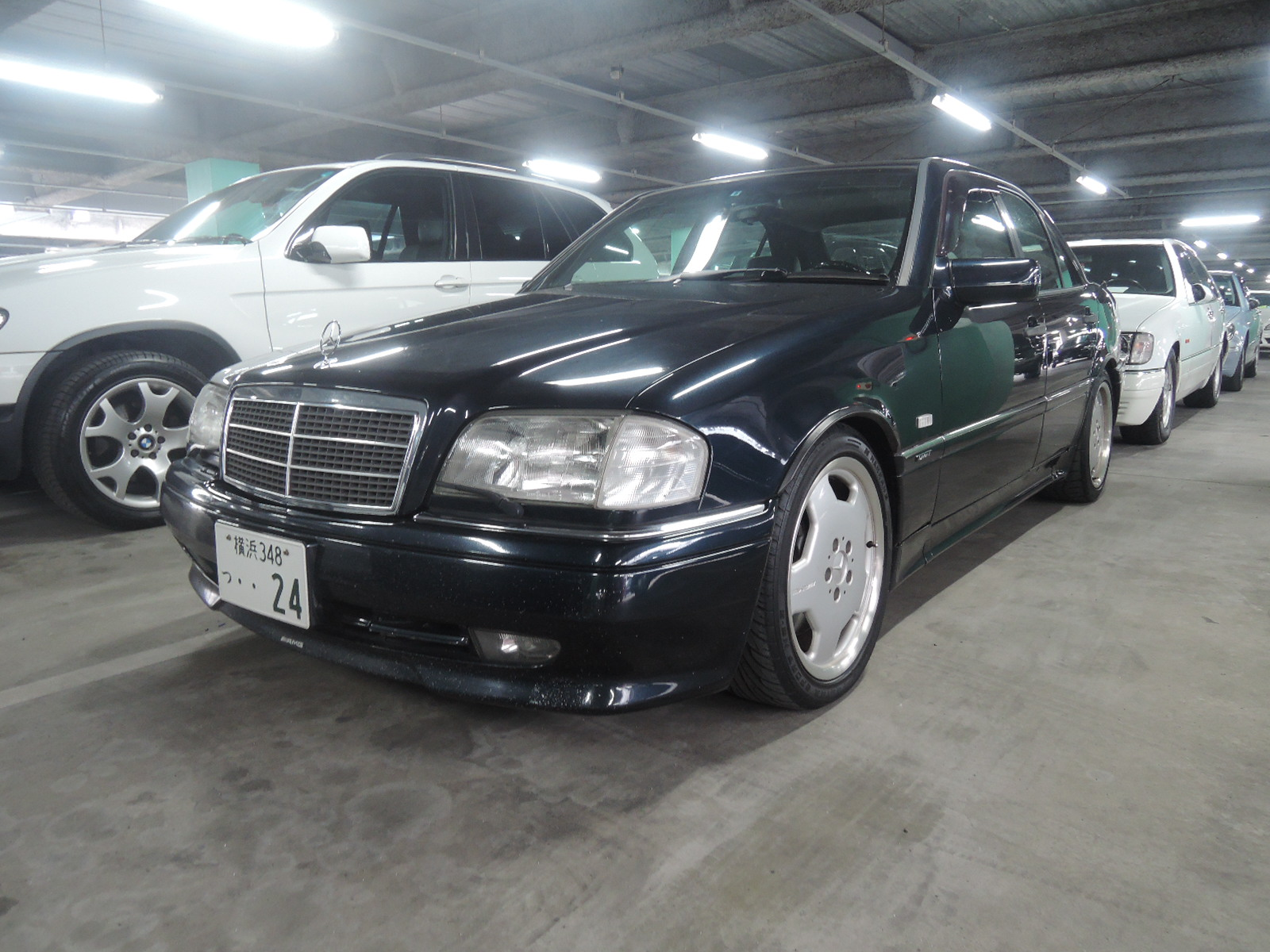 1996 mercedes benz c36 amg photos informations articles for 1996 mercedes benz
