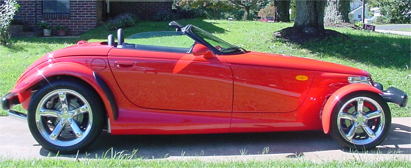 2000 Plymouth Prowler #16