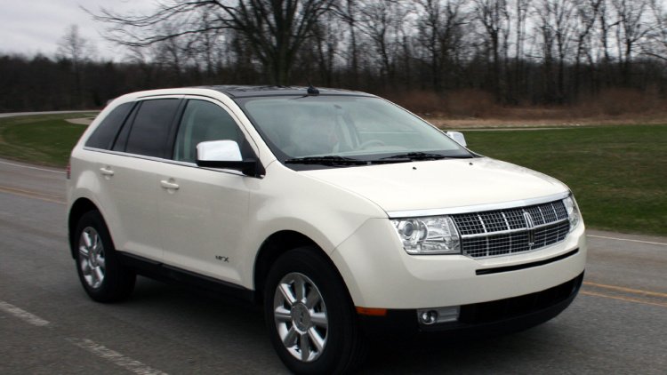 2007 Lincoln Mkx #9