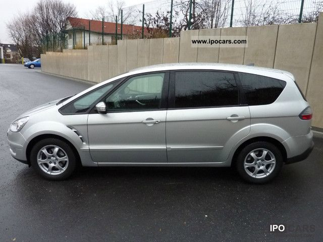 2008 Ford S-Max #11