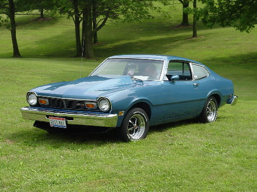 1976 Ford Maverick #4