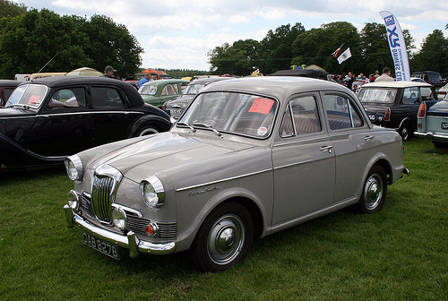 1964 Riley One-Point-Five #6
