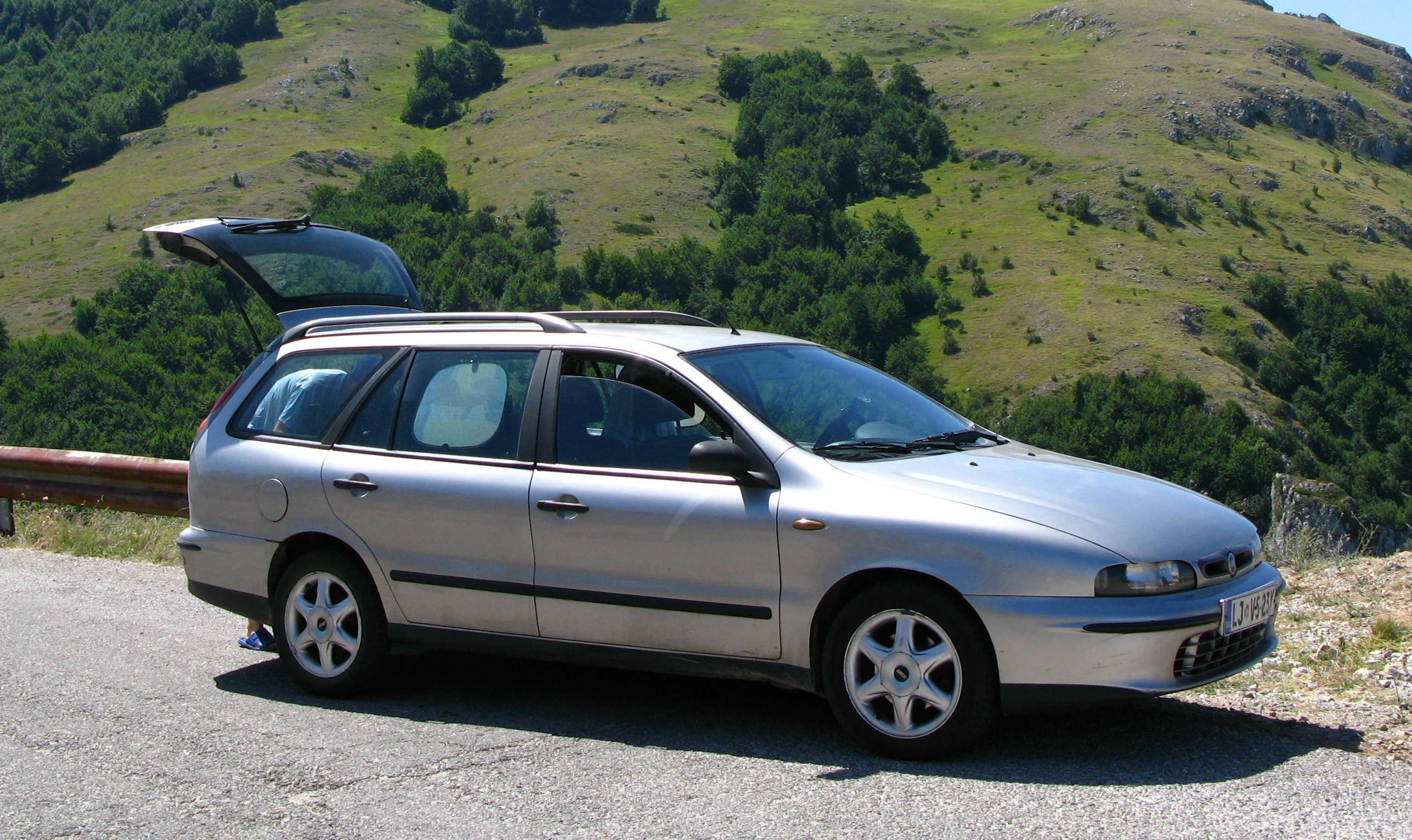 Fiat Marea Weekend #7