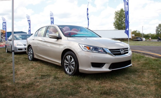2013 Honda Accord #5