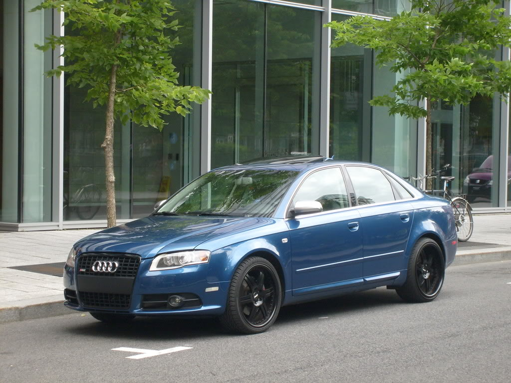 2006 audi a4 photos informations articles. Black Bedroom Furniture Sets. Home Design Ideas